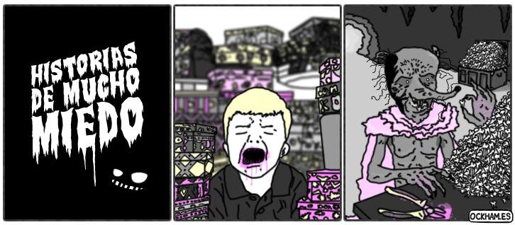 Historias de mucho miedo II
