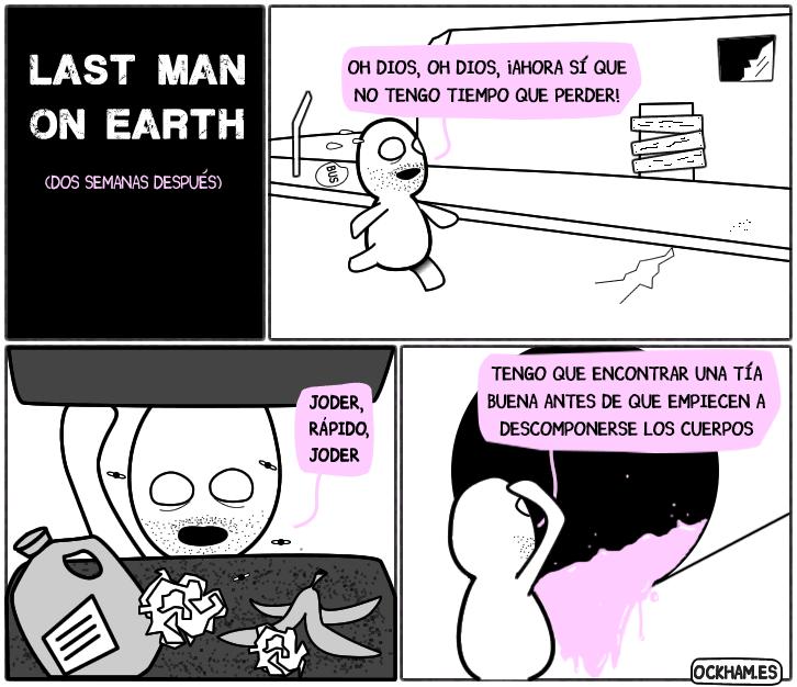 El Último Hombre II