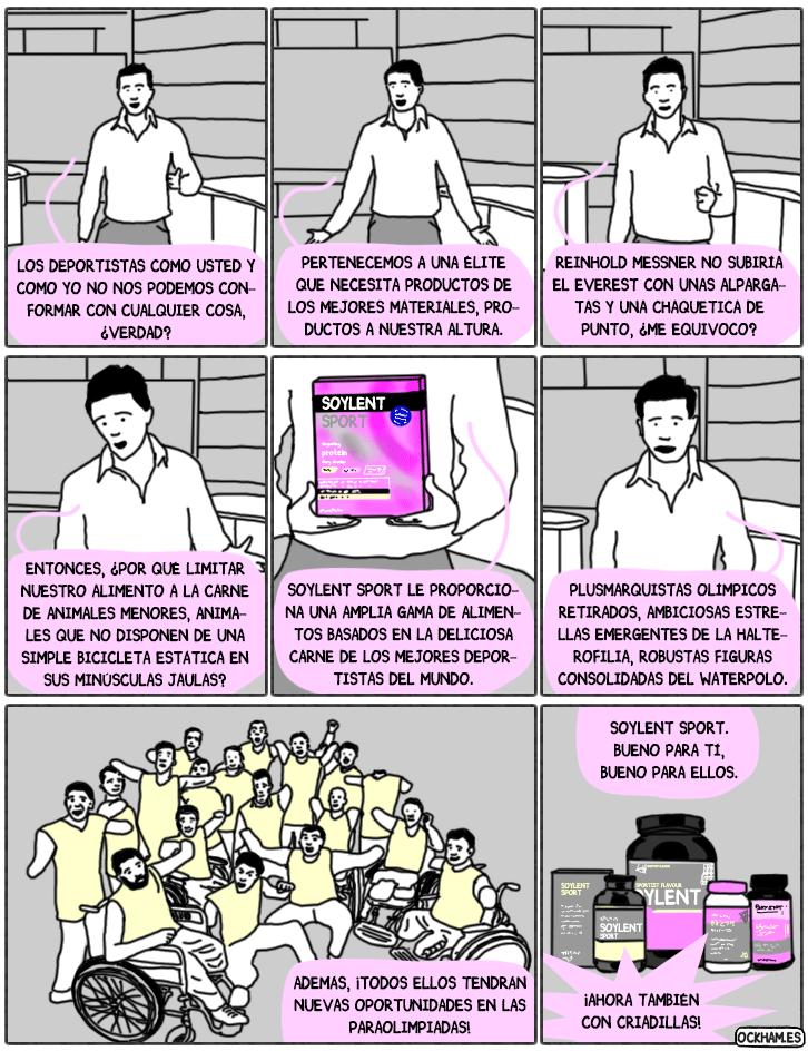 Soylent Sport