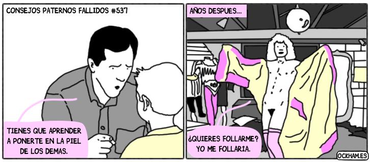 consejos paternos v