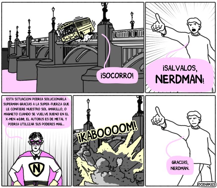 Nerdman